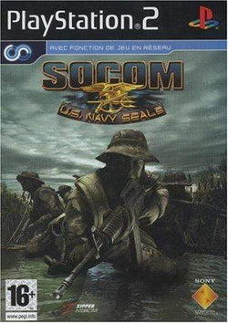 Socom: US Navy Seals Playstation 2 Blaze DVDs