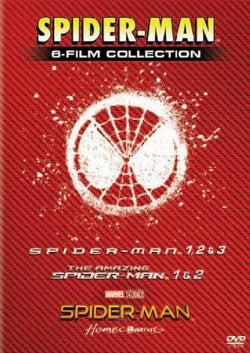 Spiderman Complete Collection 1-6 DVD sony DVDs & Blu-ray Discs > DVDs > Box Sets