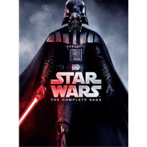 Star Wars Blu-Ray Complete Saga Box Set (Episodes I-VI) 20th Century Fox DVDs & Blu-ray Discs > Blu-ray Discs