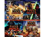 Star Wars Rebels TV Series Seasons 1-4 DVD Set Buena Vista Home Entertainment DVDs & Blu-ray Discs > DVDs