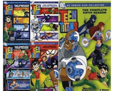 Teen Titans TV Series Seasons 1-5 DVD Set Warner Brothers DVDs & Blu-ray Discs