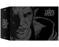 Teen Wolf TV Series Complete DVD Box Set MTV DVDs & Blu-ray Discs > DVDs