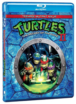 Teenage Mutant Ninja Turtles II: The Secret of the Ooze on Blu-Ray Blaze DVDs DVDs & Blu-ray Discs > Blu-ray Discs
