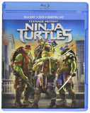 Teenage Mutant Ninja Turtles on Blu-Ray Blaze DVDs
