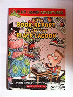 The Book Report from the Black Lagoon Blaze DVDs DVDs & Blu-ray Discs > DVDs