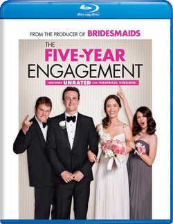 The Five-Year Engagement on Blu-Ray Blaze DVDs DVDs & Blu-ray Discs > Blu-ray Discs