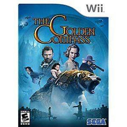 The Golden Compass - Nintendo Wii Blaze DVDs