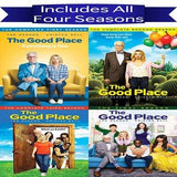The Good Place Seasons 1-4 On DVD Shout! Factory DVDs & Blu-ray Discs