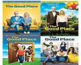 The Good Place TV Series Seasons 1-4 DVD Set Shout! Factory DVDs & Blu-ray Discs