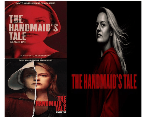 The Handmaid's Tale TV Series Seasons 1-3 DVD Set MGM DVDs & Blu-ray Discs