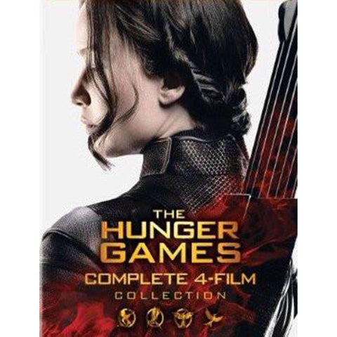 The Hunger Games DVD Complete 4 Film Collection Lionsgate DVDs & Blu-ray Discs > DVDs > Box Sets