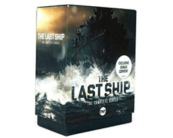 The Last Ship TV Series Complete DVD Box Set Warner Brothers DVDs & Blu-ray Discs > DVDs