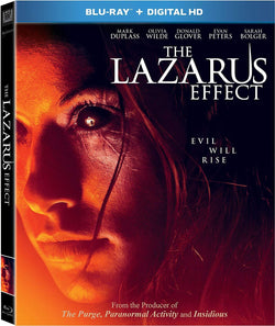 The Lazarus Effect on Blu-Ray Blaze DVDs DVDs & Blu-ray Discs > Blu-ray Discs