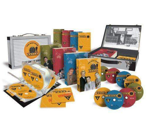 The Man from U.N.C.L.E  DVD Complete Series Briefcase Collection Warner Home Videos DVDs & Blu-ray Discs > DVDs > Box Sets