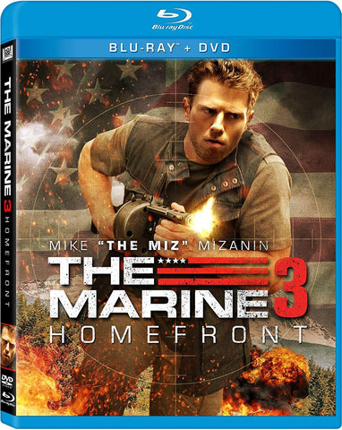 The Marine 3: Homefront on Blu-Ray Blaze DVDs DVDs & Blu-ray Discs > Blu-ray Discs