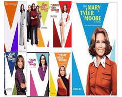 The Mary Tyler Moore Show TV Series Seasons 1-7 DVD Set 20th Century Fox DVDs & Blu-ray Discs > DVDs