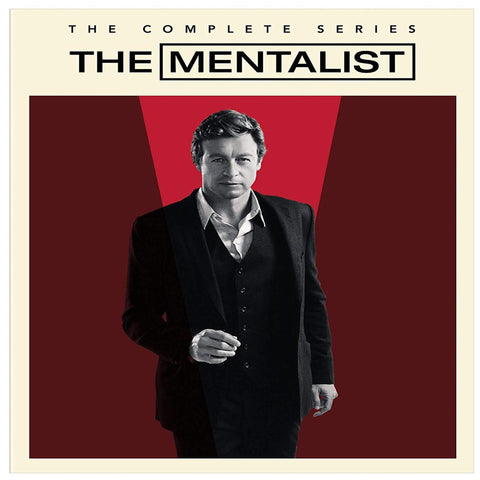 The Mentalist DVD Complete Series Box Set Warner Brothers DVDs & Blu-ray Discs > DVDs > Box Sets