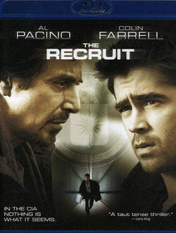 The Recruit on Blu-Ray Blaze DVDs DVDs & Blu-ray Discs > Blu-ray Discs