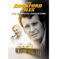 The Rockford Files DVD Complete Series Box Set Universal Studios DVDs & Blu-ray Discs > DVDs > Box Sets