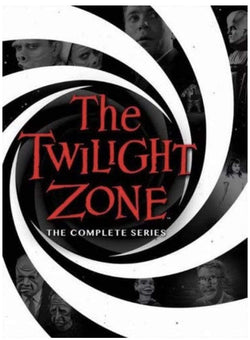The Twilight Zone: The Complete Definitive  Collection (DVD) Sony DVDs & Blu-ray Discs > DVDs > Box Sets