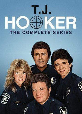 TJ Hooker the Complete Series Shout! Factory DVDs & Blu-ray Discs