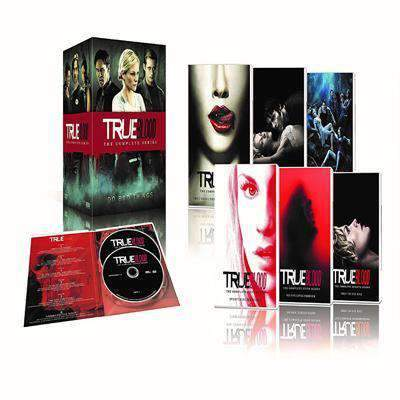 True Blood DVD Complete Series Box Set HBO DVDs & Blu-ray Discs > DVDs > Box Sets
