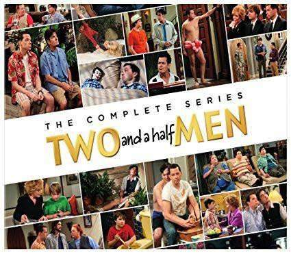 Two and a Half Men Complete Series (DVD) Warner Brothers DVDs & Blu-ray Discs > DVDs > Box Sets