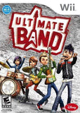 Ultimate Band - Nintendo Wii Blaze DVDs