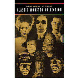 Universal Classic Monsters DVD The Essential Collection (Includes 8 Films) Universal Studios DVDs & Blu-ray Discs > DVDs > Box Sets