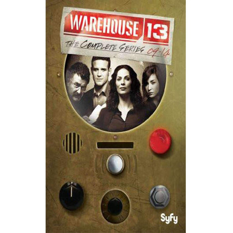 Warehouse 13 DVD Complete Series Box Set Universal Studios DVDs & Blu-ray Discs > DVDs > Box Sets
