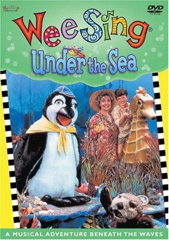 Wee Sing Under the Sea Blaze DVDs DVDs & Blu-ray Discs > DVDs
