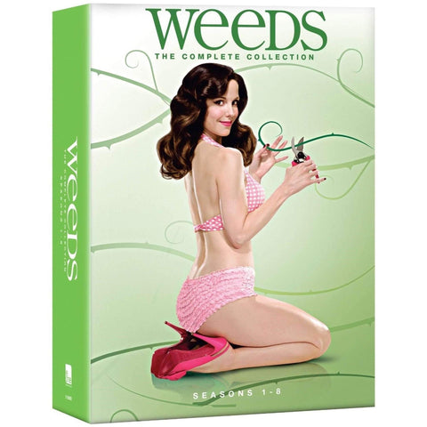 Weeds DVD Complete Series Box Set Lionsgate DVDs & Blu-ray Discs > DVDs > Box Sets