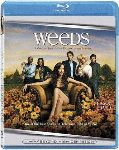 Weeds: Season 2 on Blu-Ray Blaze DVDs