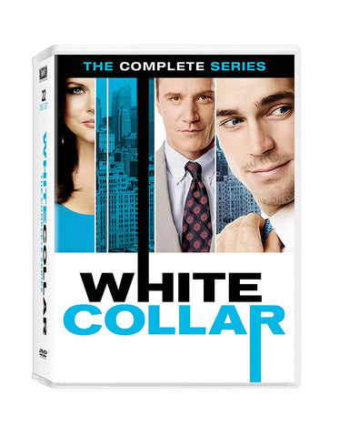 White Collar DVD Complete Series Box Set 20th Century Fox DVDs & Blu-ray Discs > DVDs > Box Sets