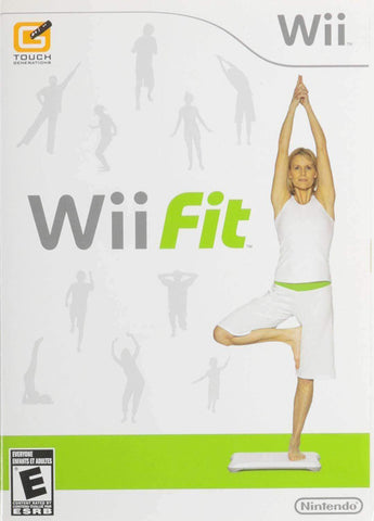 Wii Fit for Nintendo Wii Nintendo Nintendo Wii Game