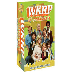 WKRP In Cincinnati DVD Complete Series Box Set Shout! Factory DVDs & Blu-ray Discs > DVDs > Box Sets