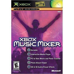 Xbox Music Mixer for Xbox Microsoft Xbox Game