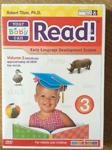Your Baby Can Read Volume 3 Blaze DVDs DVDs & Blu-ray Discs > DVDs