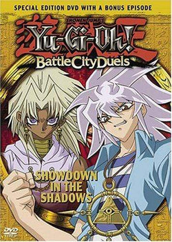 Yu Gi Oh - Battle City Duels - Showdown in the Shadows Blaze DVDs