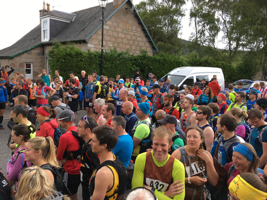 Lairig Ghru Hill Race - 25th June 2017