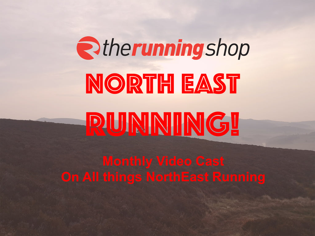 North East Running Facebook Live!!