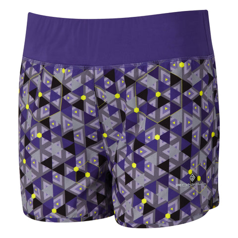 Ronhill Womens Aspiration Rhythm Short - SS16