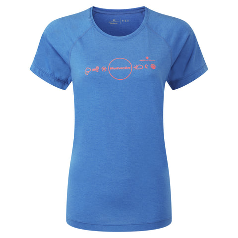 Ronhill Run Every Day Short Sleeve Tee - AW15