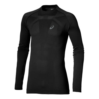 ASICS Mens Long Sleeve Seamless Jersey