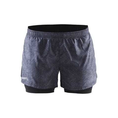 Craft Womens Joy 2 in 1 Shorts SS16