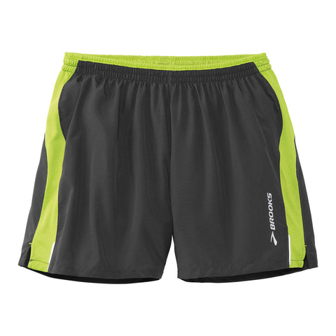 "Brooks Mens 5"" Essential Run Short - SS15"