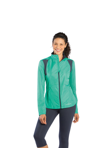 Brooks Womens Essential Jacket III - SS15