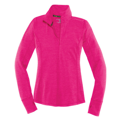Brooks Womens Dash 1/2 Zip SS16