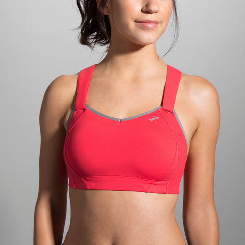 Brooks (Moving Comfort) - Juno Racerback Sports Bra - AW16