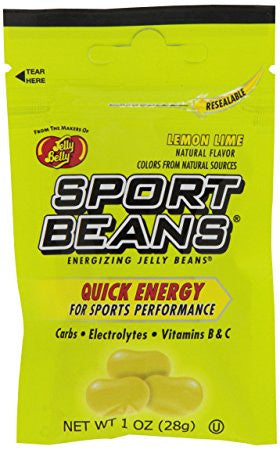 Jelly Belly Sport Beans - Lemon Lime